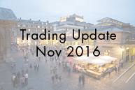 Trading Update Image