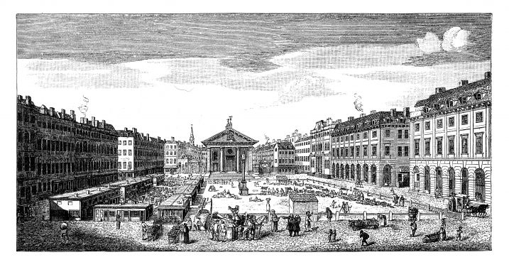 Covent Garden history