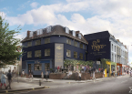 Earls Court project creates a pop-up first with West Brompton Crossing
