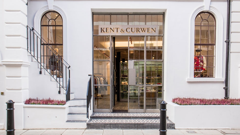 Kent   Curwen flagship store open on Floral Street, Covent Garden 7ab6fd9153cc