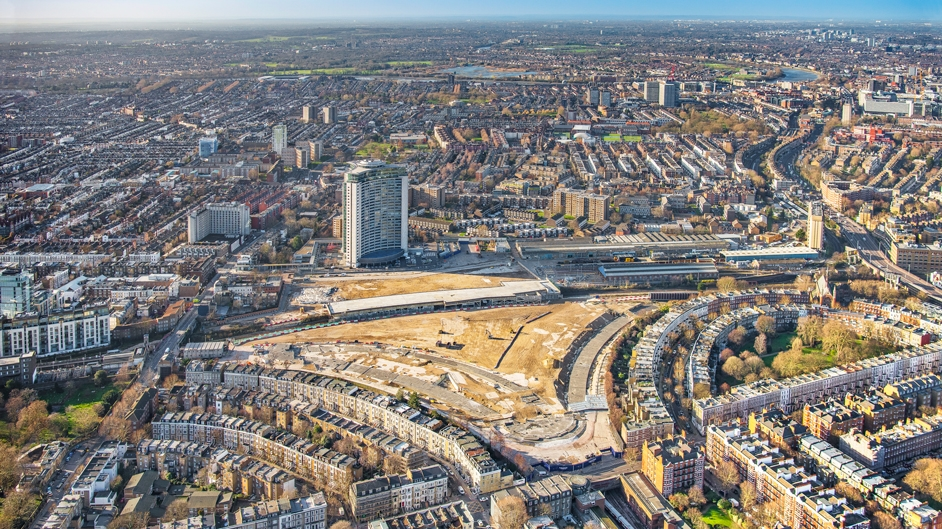 Earls Court land