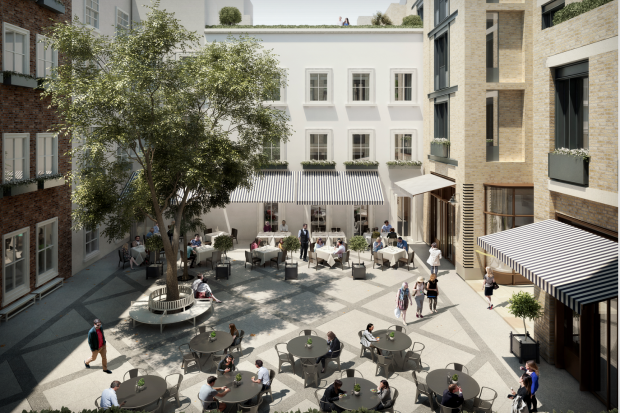 Terrific Future Developments  Capco With Luxury Artists Impression Of Floral Court In Covent Garden With Delightful Olive Garden In Florida Also Roka Covent Garden In Addition Cartoon Garden And Kew Gardens Restaurants Nearby As Well As Modern Garden Ideas Additionally Ebay Garden Water Features From Capitalandcountiescom With   Luxury Future Developments  Capco With Delightful Artists Impression Of Floral Court In Covent Garden And Terrific Olive Garden In Florida Also Roka Covent Garden In Addition Cartoon Garden From Capitalandcountiescom